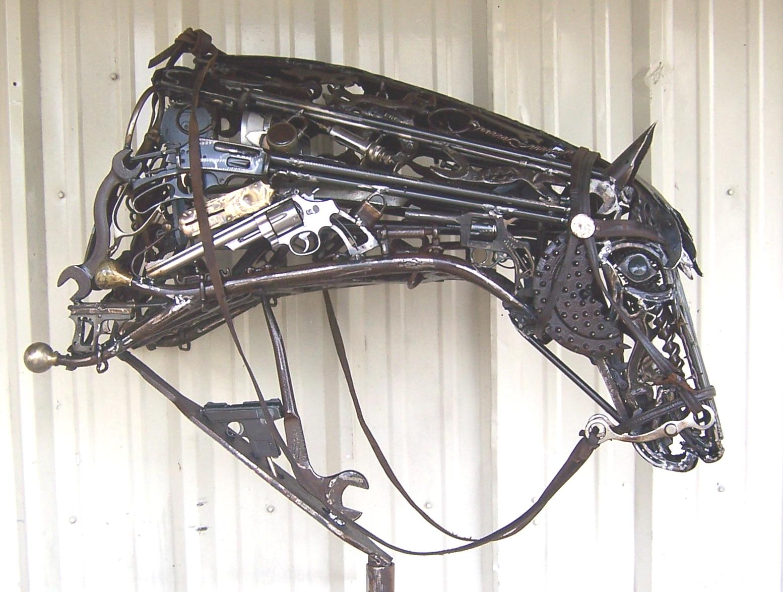 HORSE SHOES, HOOD ORNAMENTS,